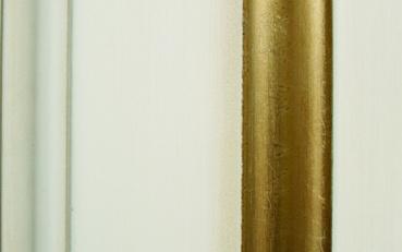 laccato patinato oro