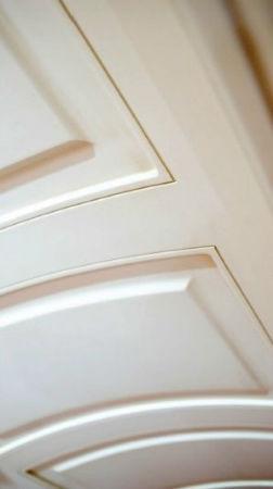 porte curve bianche