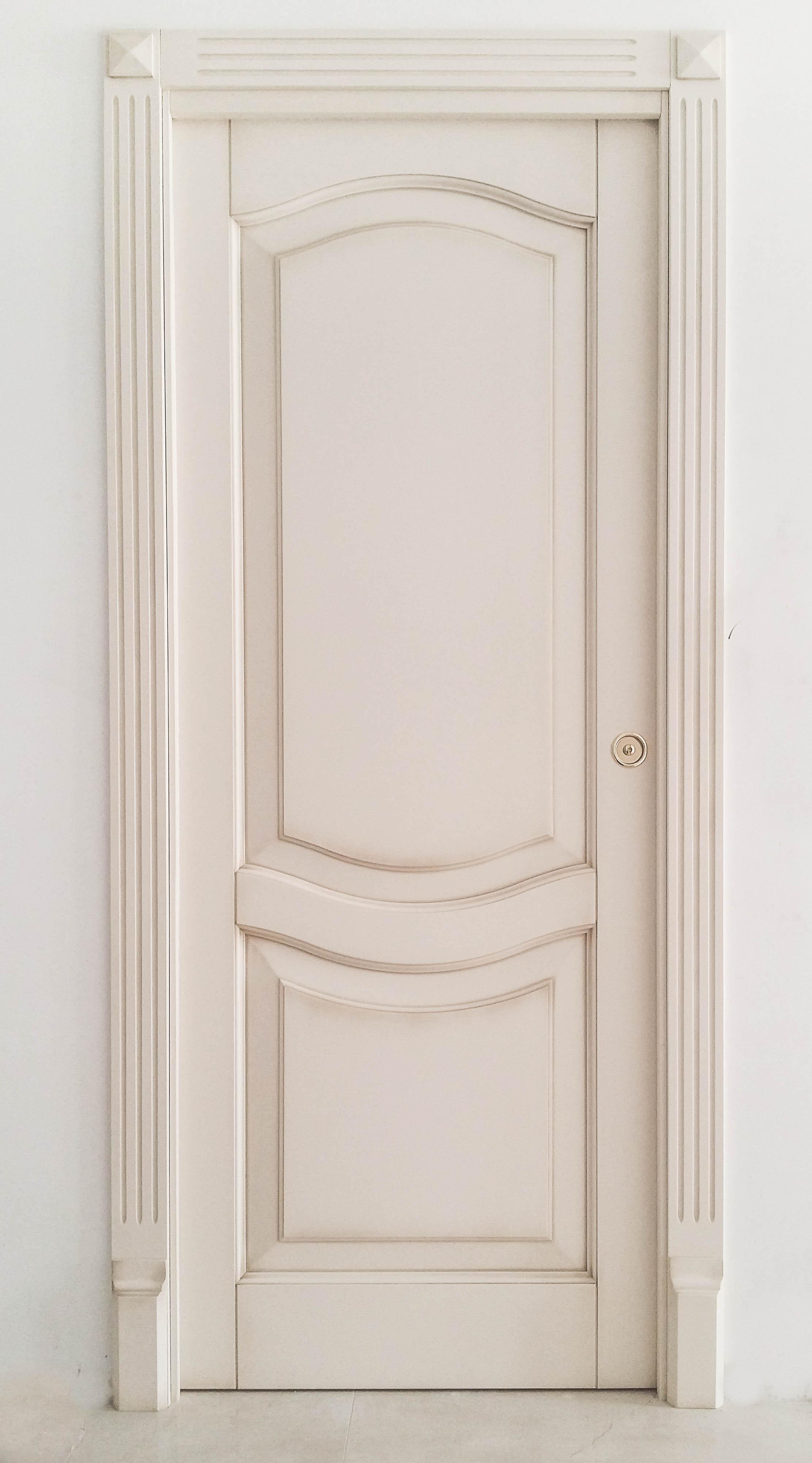 Decori per porte interne in legno idea creativa della - Decori in legno per mobili ...